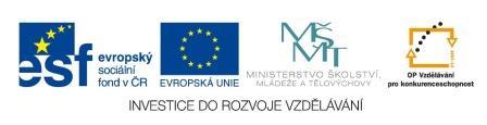 logo investice rozvoje vzdělání